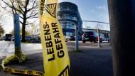 Weiter Diskussionen über Sicherheitslage in Deutschland