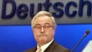 """Vor dem Rückzug: """"Mister Finanzplatz"""" Rolf Breuer"""