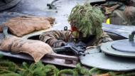 Bundeswehr übt für Nato-Einsatz