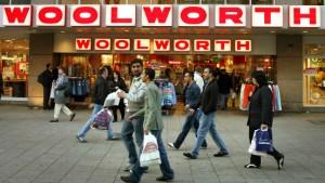 Woolworth will vom Sparen in der Krise profitieren