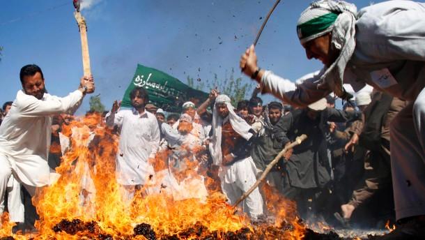 Ein Akt extremer Intoleranz und Bigotterie