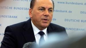 Der steinige Weg an die EZB-Spitze