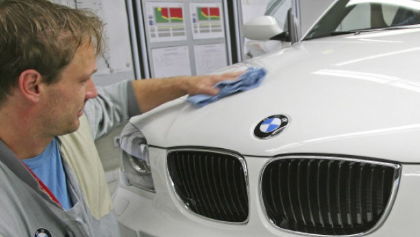 BMW verkauft weniger Autos