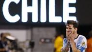 Messi tritt aus Nationalelf aus