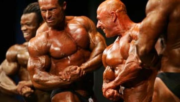 Pump it like Arnie