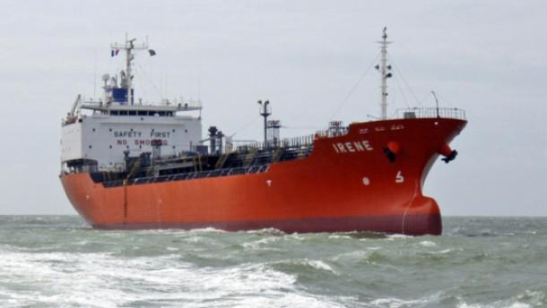 Deutsches Frachtschiff vor Somalia gekapert