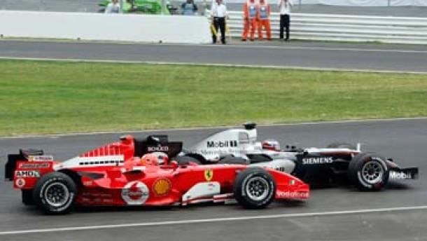Die Formel 1 wird verkauft