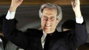 Uruguays Linke erringt historischen Wahlsieg