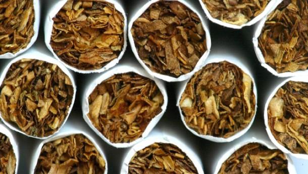 Tabakindustrie will sich stärker besteuern lassen