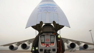 Antonow macht Billigangebot