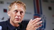 Isländer gelassen vor Frankreich-Spiel