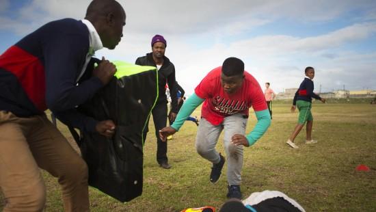 Südafrika sucht schwarze Talente
