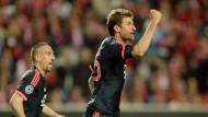 Bayern München im Halbfinale der Champions League
