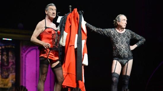 Monty Pythons begeistern ihre Fans