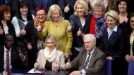 SPD feiert Frauenquote