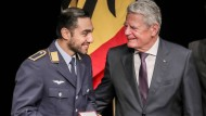 Gauck ehrt deutsche Medaillengewinner