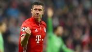 FC Bayern zurück in der Erfolgsspur