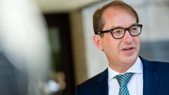 Alexander Dobrindt kritisiert GDL