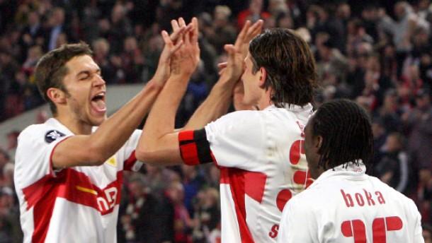 Gomez erlöst den VfB