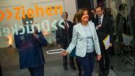 Ampel-Koalition in Mainz soll bis Mitte Mai stehen