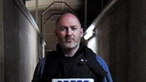 Entführter Journalist der New York Times wieder frei