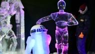 Frostige Star Wars-Ausstellung in Belgien