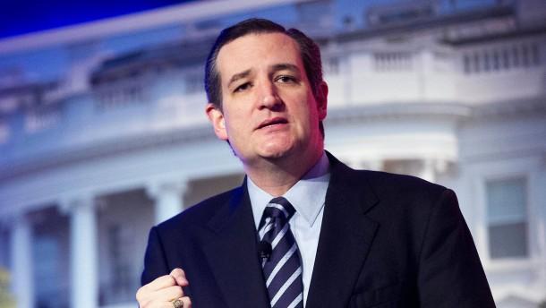 Ted Cruz verkündet Präsidentschaftskandidatur