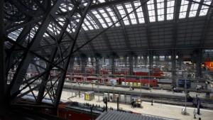 Bahnstreik zielt auf Berufsverkehr