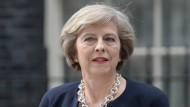 Kommt Theresa May mit ihren Brexit-Forderungen durch?
