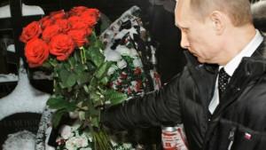 Putin und die Fußballfans