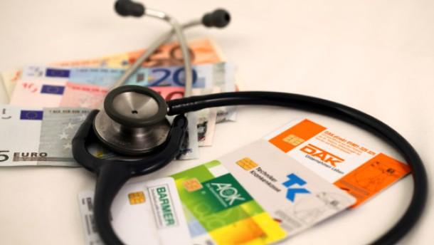 Krankenkassenbeiträge sollen steigen