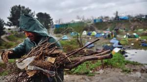 Das schwere Leben der Flüchtlinge in Idomeni