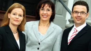 Faeser und Walter weitere SPD-Schattenminister
