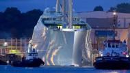 Ostdeutschlands Werften geben nicht auf