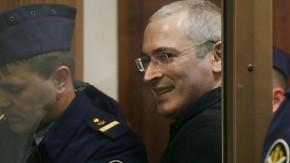 Mikhail Khodorkovsky and Platon Lebedev