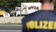 Österreichische Polizei informiert über Details des Gruselfunds