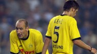 Ernüchtert: Borussia Dortmund in Brügge