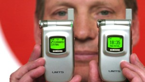 UMTS-Netzen fehlen passende Mobiltelefone