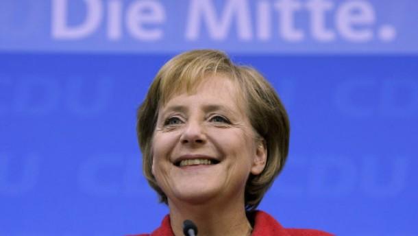"""Merkel: """"Kanzlerin aller Deutschen"""""""