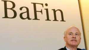 Bafin wehrt sich gegen Vorwurf schlechter Kontrolle