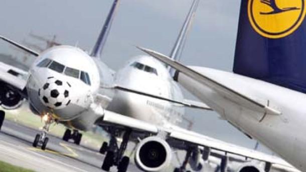 Lufthansa-Aktie setzt den Steigflug fort