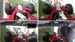 Ferrari beim Heimrennen nicht in der ersten Reihe
