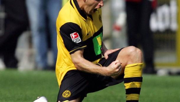 Dortmund atmet dank Klimowicz tief durch