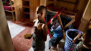 Hilfe für Waisenkinder in Kenia und Kinderschutzbund