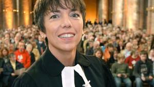 Margot Käßmann führt die Evangelische Kirche