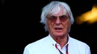 Ecclestone als Formel-1-Chef abgelöst