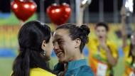 Brasilianische Rugbyspielerin überrascht mit Heiratsantrag