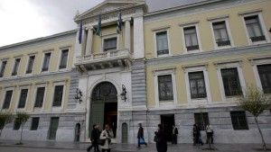 Griechisches Kreditrisiko auf Rekordhoch