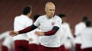 Bayern will gegen Arsenal den Sack zu machen
