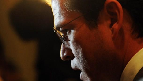 Plagiatsvorwuerfe gegen Verteidigungsminister Guttenberg